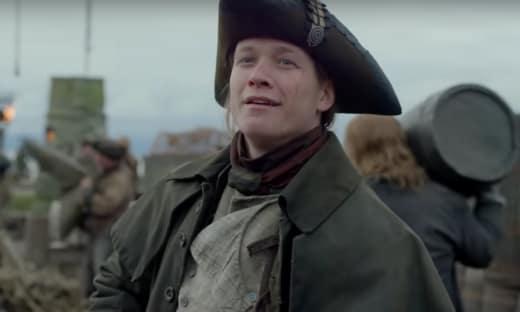 A Surprise on the Dock - Outlander Season 4 Episode 7