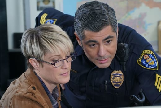 Ramping Up Their Investigation - The Fosters