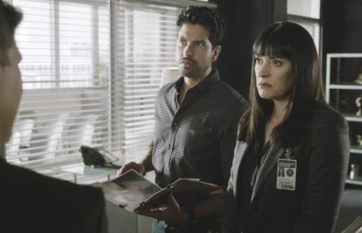 Tracking a Legend - Criminal Minds Season 12 Episode 18