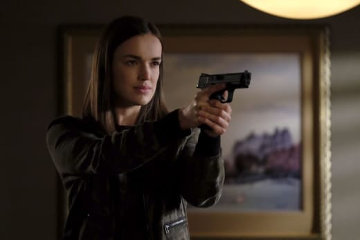 Out of The Framework - Agents of S.H.I.E.L.D.
