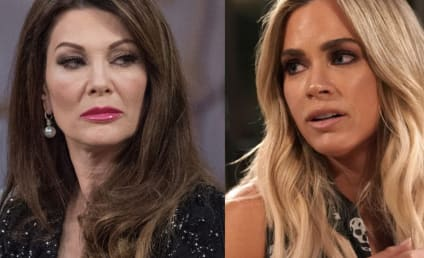 Lisa Vanderpump Shades Teddi Mellencamp as She Gets the Boot from The Real Housewives of Beverly Hills