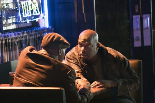 Omar J Dorsey Guest Stars - Blue Bloods Season 7 Episode 12