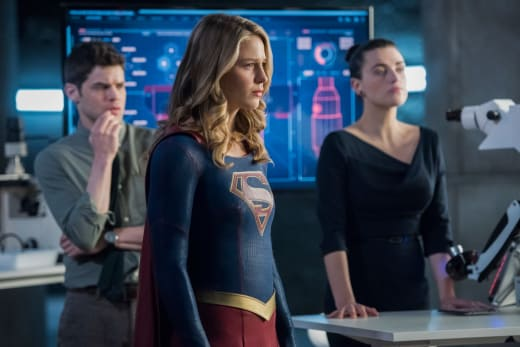 Saving Sam - Supergirl Season 3 Episode 19