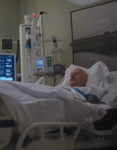 Bedridden Kapoor  - New Amsterdam Season 3 Episode 1