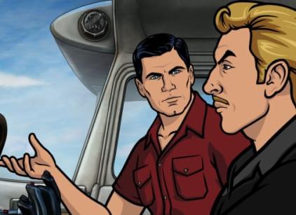 Watch Archer Season 5 Episode 7 Online