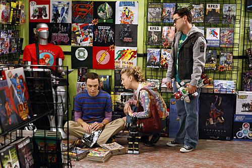 Picking Up Sheldon