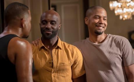 Jamal's New Boyfriend - Empire Season 5 Episode 1