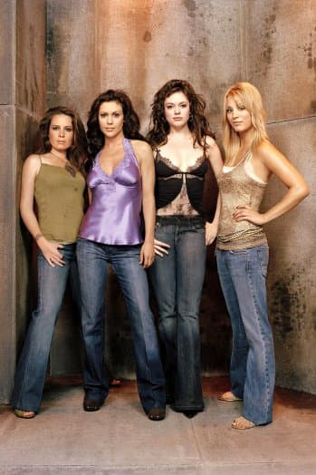 charmed season 8 cast