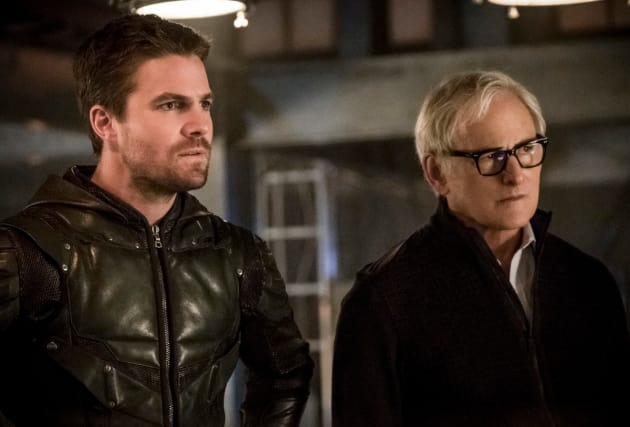 The Two Most Serious Arrowverse Characters - The Flash