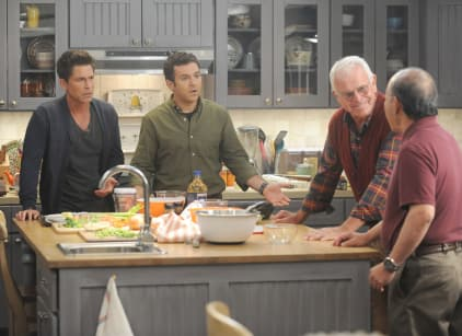 Watch The Grinder Season 1 Episode 8 Online