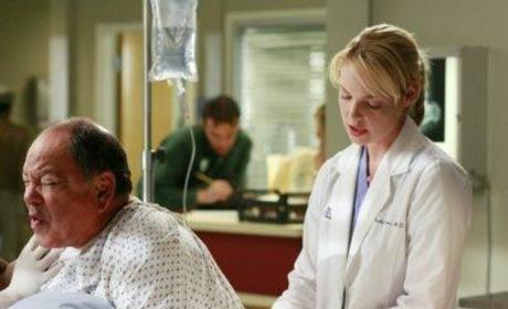 Izzie Gonna Be Alright?