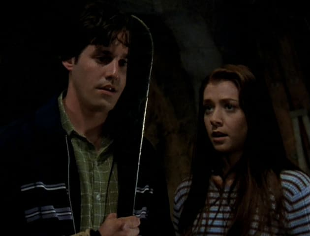 Xander's Revenge - Buffy the Vampire Slayer Season 1 Episode 4