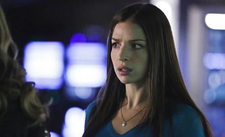 Samantha - Arrow Season 4 Episode 15