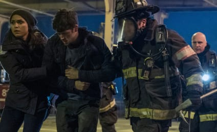Chicago Fire Season 5 Episode 15 Review: Deathtrap