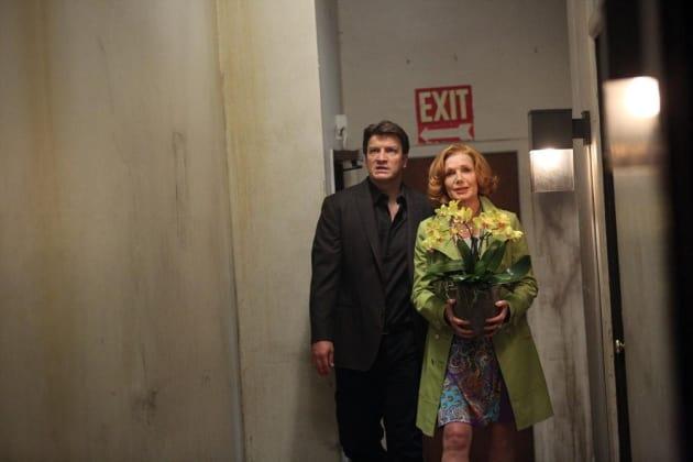 Castle & Martha Arrive