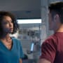 (TALL) April and Ethan Argue - Chicago Med Season 5 Episode 1