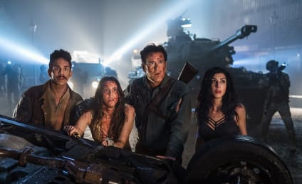 Ash vs Evil Dead Season 3 Episode 10 Review: The Mettle of Man