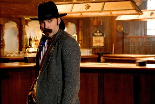 Doc is Determined - Wynonna Earp Season 2 Episode 11