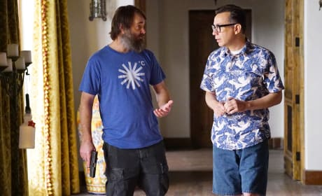 Tandy talks to Karl  - The Last Man on Earth Season 4 Episode 11