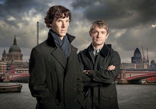 Sherlock Actors