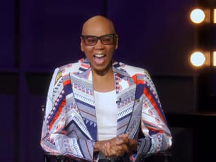 RuPaul Laughing - RuPaul's Drag Race