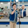 Protecting the Robot - Superstore Season 5 Episode 1
