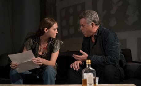 Anna Kate and Matt Wozniak - Shades of Blue Season 3 Episode 9