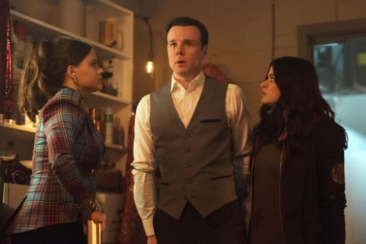 The Sisters Call Harry - Charmed (2018) Season 1 Episode 6