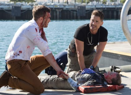 Watch Code Black Season 3 Episode 8 Online