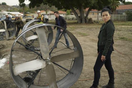 Crafty Solution - Scorpion Season 3 Episode 14
