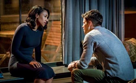 Heart To Heart - The Flash Season 4 Episode 7