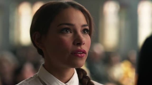 A Mysterious Character Revealed - The Flash