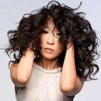 Sandra Oh in Marie Claire