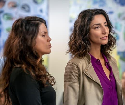 Seeking Information - NCIS: New Orleans Season 5 Episode 6