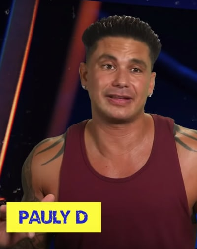 Pauly D Is Mad - Jersey Shore: Family Vacation