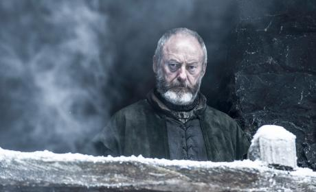 Davos on Season 6 - Game of Thrones