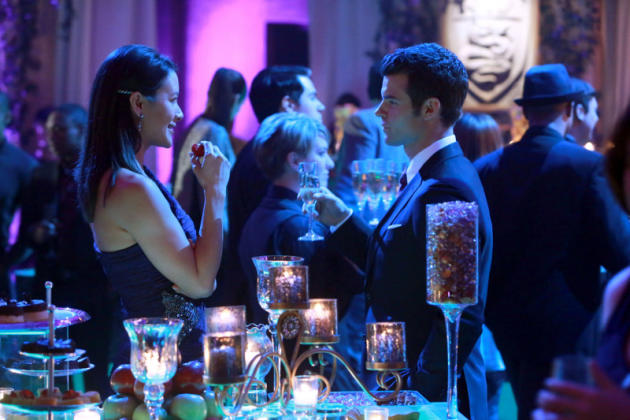 Francesca and Elijah