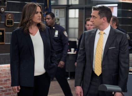 Watch Law & Order: SVU Season 18 Episode 20 Online