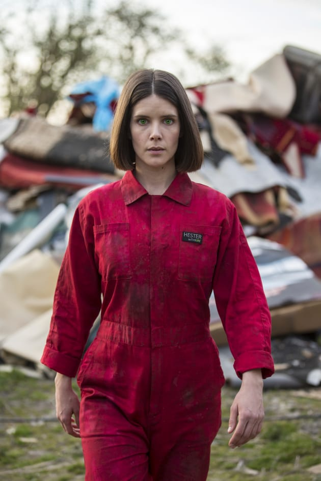 Hester Runs Away - Humans Season 2 Episode 1
