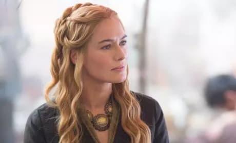 Cersei at Work - Game of Thrones Season 5 Episode 4