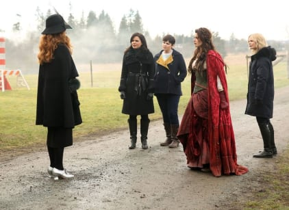Watch Once Upon a Time Season 5 Episode 18 Online