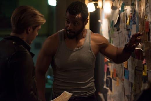Luke's Theory - Shadowhunters Season 3 Episode 11