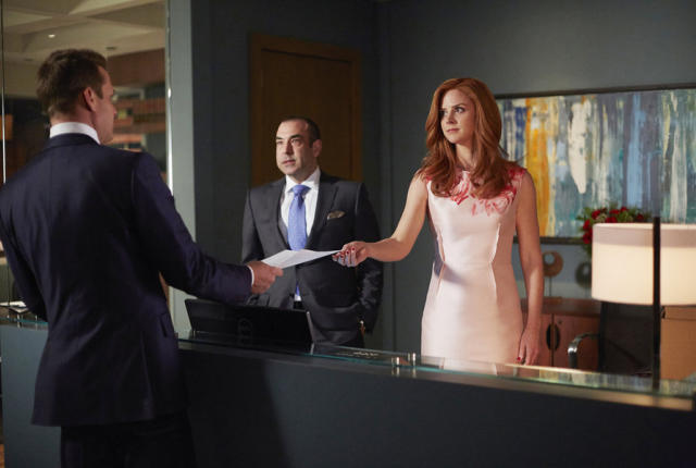 Watch Suits Season 5 Episode 1 Online - TV Fanatic