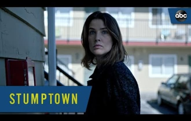 Stumptown Trailer: Cobie Smulders Kicks Ass and Drives a $#!T Car