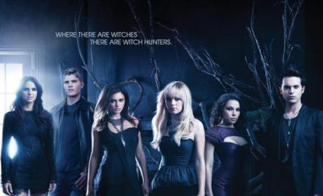 Secret Circle Cast Poster