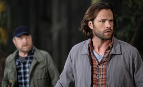 Sam And Bobby - Supernatural Season 14 Episode 2