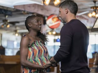 Reconnecting with Calvin - Queen Sugar