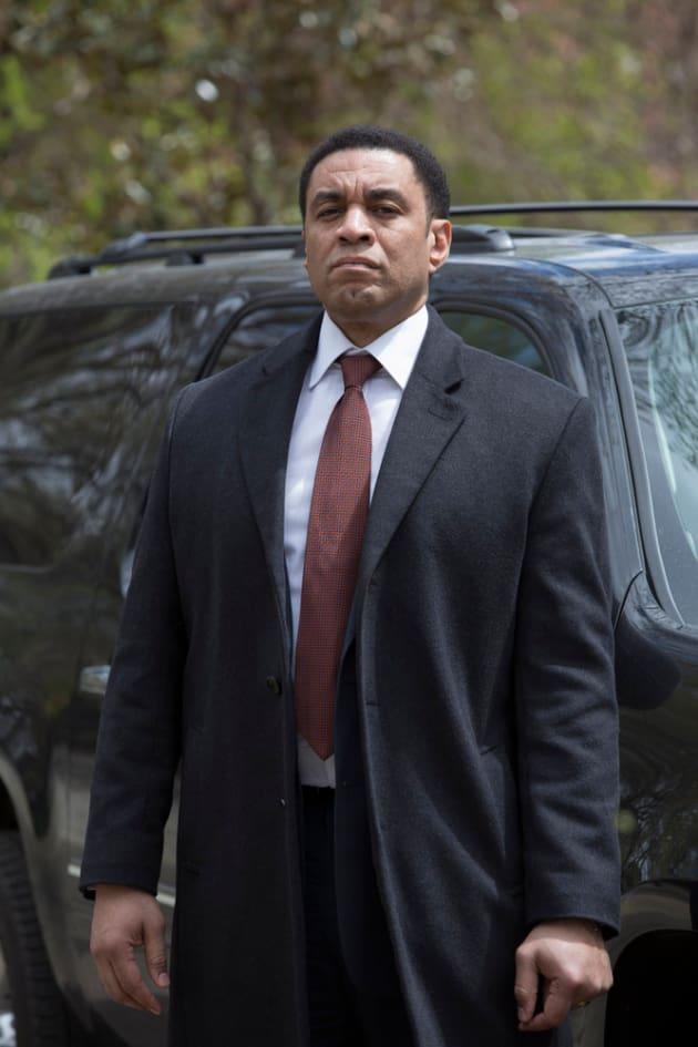 Agent Harold Cooper