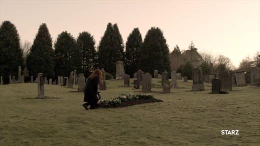Outlander S4 Death