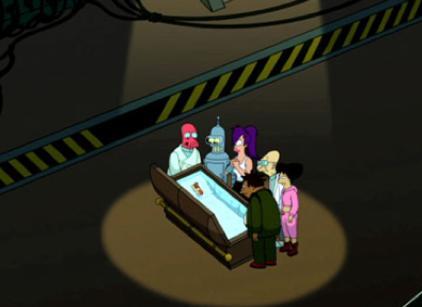 Watch Futurama Season 9 Episode 9 Online